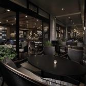 スロープサイドダイナーザクロ SLOPESIDE DINER ZAKURO グランドプリンスホテル新高輪の雰囲気3