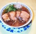 料理メニュー写真とろける豚角煮ラーメン