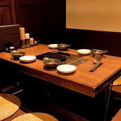 博多もつ鍋 おおやま 横浜店の雰囲気1