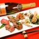 博多駅直結!【旨い肉を食べるならここ!】人気の肉寿司