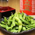 料理メニュー写真枝豆/冷奴/茄子の浅漬け/きゅうりの浅漬け/もろきゅう