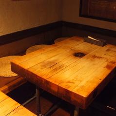 【2階フロア】6名様用のテーブル席