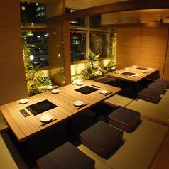 嵐山樓 クルーム博多店の雰囲気1