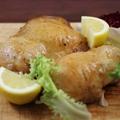 料理メニュー写真【岐阜県産の鶏】美濃鶏ハーブロースト