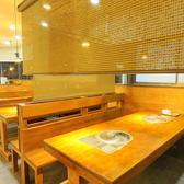 焼肉 KEIKO ケイコ なんば日本橋店の雰囲気2