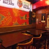 【1階フロア】4名~12名様までご利用できるテーブル席。
