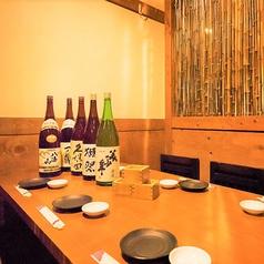 焼鳥 鳥道 とりみち 上野店の雰囲気1