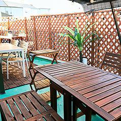 Bamboo Terraceの雰囲気1