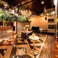 渋谷での貸切会場をお探しなら当店にお任せ!こだわりのインテリアに囲まれた広々空間でひときわ違う貸切パーティーを!オシャレな店内は最大100名様までご利用可能です!企業様の大規模な歓送迎会でも◎渋谷店専属イベントプランナーが皆様のご要望をフルサポートしますので、お気軽に人数、予算などお問い合わせ下さい。