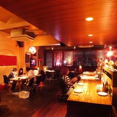 DINING BAR ROOF 柏のコース写真