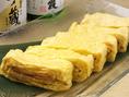 自家製玉子焼きは常連さんにも人気の商品。