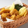 料理メニュー写真ジュ~シ~フライドチキン