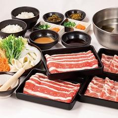 しゃぶしゃぶ どん亭 津田沼店のおすすめ料理1
