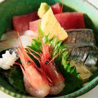味・質・量◎地魚たっぷり