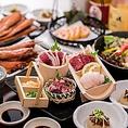 人気メニューをはじめ厳選九州料理を揃えた飲み放題付コースを多数ご用意♪2名様よりご利用頂けます。お気軽な飲み会にもご利用ください。