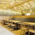会社宴会やプライベート飲み会にもおすすめ★『料理×ドリンク×雰囲気×サービス』すべてお客様に満足いただけるよう努めております!