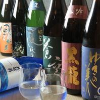 焼酎・日本酒豊富にご用意!焼酎は20種が飲み放題に込☆