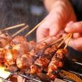 料理メニュー写真【新登場】焼き鳥・串焼き 5点盛り