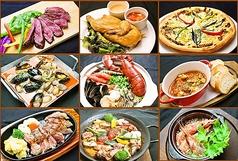 肉バル めるかーど 名古屋駅店のコース写真
