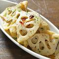 料理メニュー写真土浦レンコンのアリオーリオ