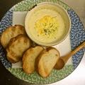 料理メニュー写真グラタンスープ
