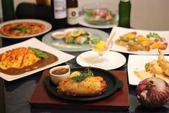 洋食ビアホール ノマドのコース写真
