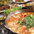 「さくみ自慢」その3、【食べ飲み放題】 韓国料理をはじめ、なじみのある料理など約30種類からオーダーOK!お好きな料理を堪能してください♪