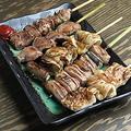 料理メニュー写真得!串盛り(5本) 各種