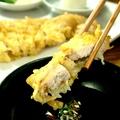 料理メニュー写真豚ロースの豚ぷらー