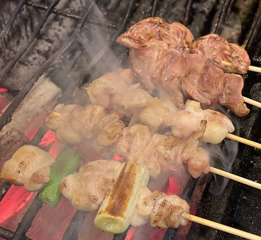炭火焼き鳥 鶏創作料理 酉乃市のおすすめ料理1