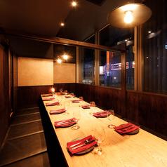 個室居酒屋 鶏の吉助 千葉駅前店の雰囲気1