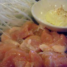 料理メニュー写真鶏ネギマヨネーズ