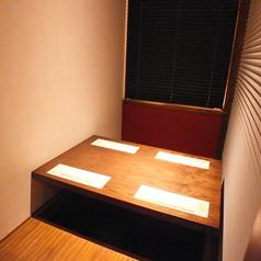― 4名テーブル席×6 ―