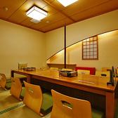 【5~8名様個室】シーンや人数に応じてお選びいただけるお部屋多数ご用意しております。