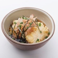 料理メニュー写真ジーマーミ豆腐の揚だし