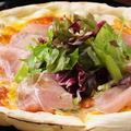 料理メニュー写真シェフの気まぐれピザ