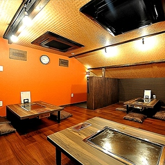【VIPルーム】隠れ家屋根裏個室ではお昼のママ会などにも人気です☆