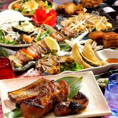 沖縄料理 しーさ 茶屋町店のおすすめ料理1