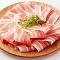 料理メニュー写真【90分食べ放題/ドリンクバー・アイスバー付】 国産豚バラコース