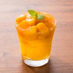 料理メニュー写真■マンゴー杏仁