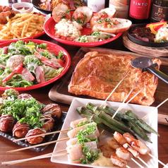 たこ焼き 鉄板バル OCTO なかもず店のおすすめ料理1