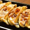 料理メニュー写真鉄鍋餃子(5個入り)