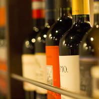 豊富な500円タパスと厳選ワインが豊富なお洒落バル♪