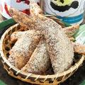 料理メニュー写真広島熟成鶏の手羽先唐揚げ(1本)