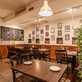 ピッツェリア バフェット Pizzeria Baffettoの雰囲気3