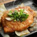 料理メニュー写真奥入瀬 ガーリックポークにんにく鉄板焼き