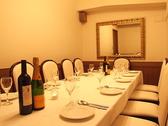 12名様までの完全個室ご家族での会食やご接待にご利用ください。(写真は【E】タイプ)