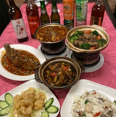 台北四季 台湾食房の写真