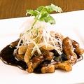 料理メニュー写真黒酢のすぶた 北京風
