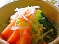 料理メニュー写真コンビネーション(季節野菜)